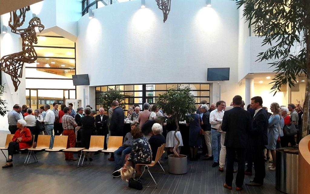 Jubileumconcert 40 jaar stadhuisorgel 18 mei 2017