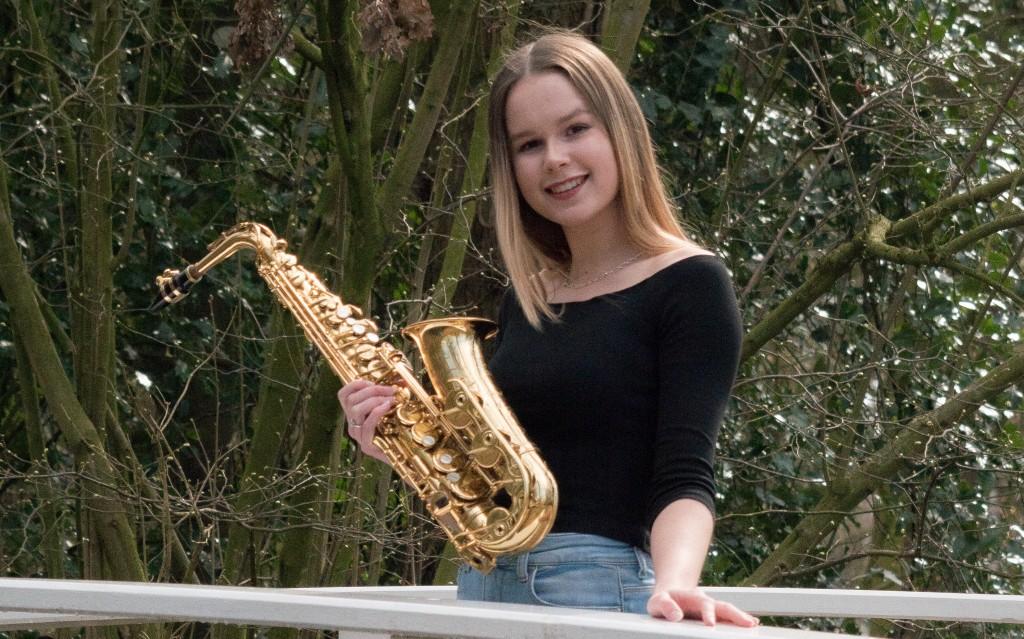 Verrassingsconcert met Wies Gerritsen Mulkes (saxofoon) en Dick Sanderman (orgel)