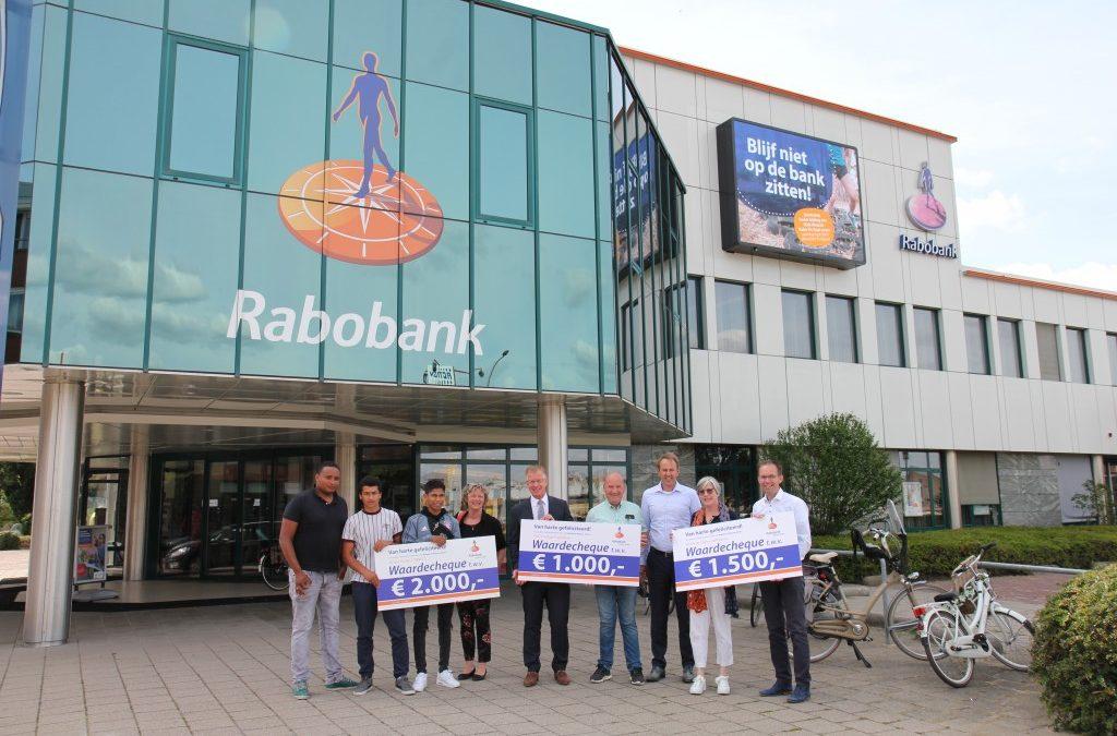 Gift Rabobank brengt aanschaf Doe-orgel dichterbij