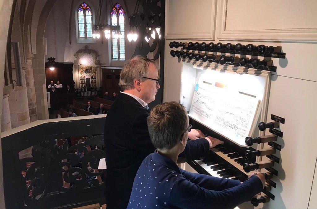 Orgel- en beiaardwandeling 2019