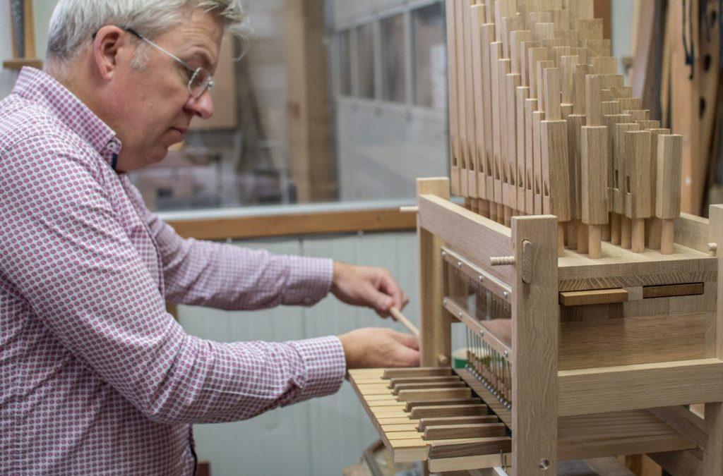 Stichting Stadsmuziek blij met Doe-orgel