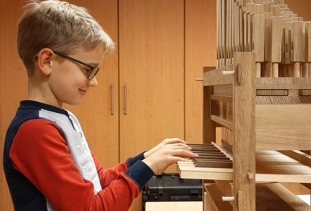 Stadsmuziek lanceert Doe-orgel voor projecten op scholen