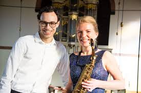 GEANNULEERD i.v.m. Corona: Saxofoon en orgel: duo Calyptura