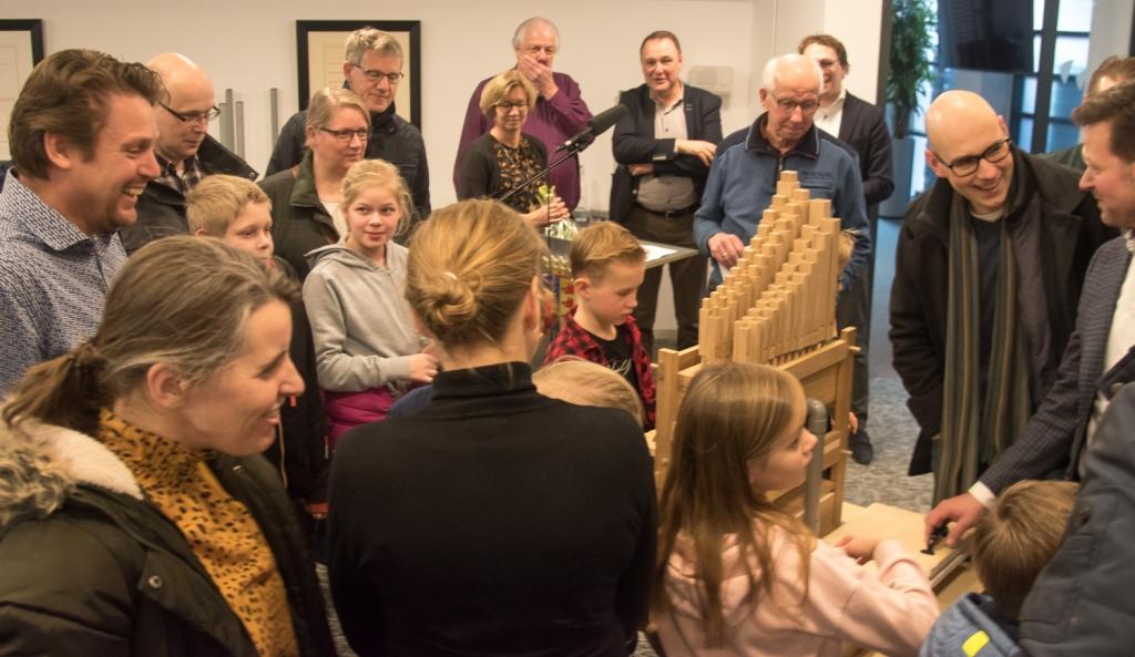"""Wethouder Beens bij lancering Doe-orgel: """"Ik ben trots op alle activiteiten die rond het orgel worden georganiseerd"""""""